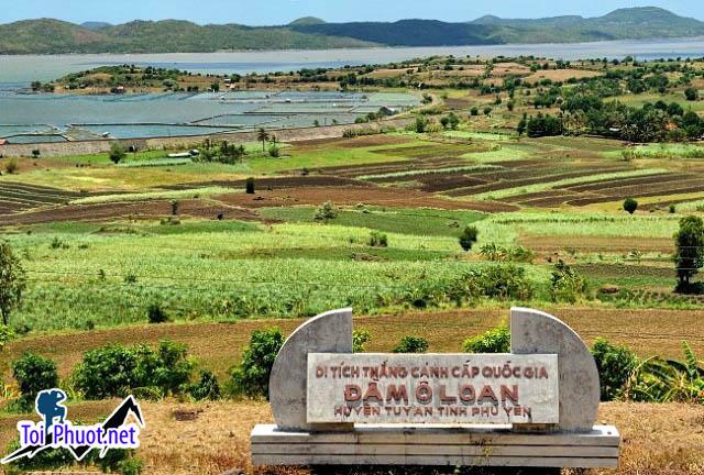 Du lịch Đầm Ô Loan - Phú Yên