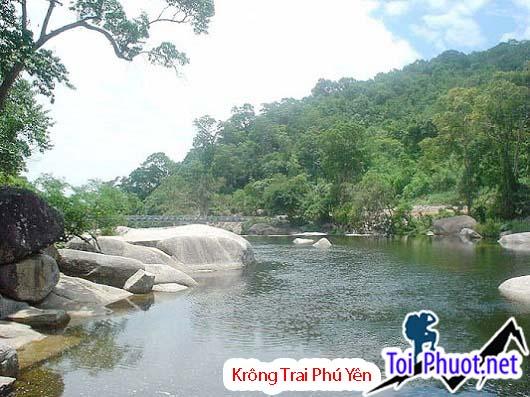 khu bảo tồn thiên nhiên Krông Trai